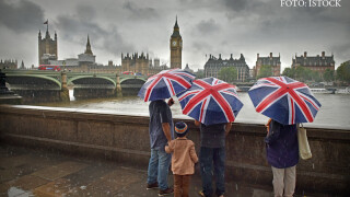 turisti in Londra