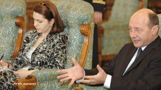 Adrian Saftoiu, Traian Basescu