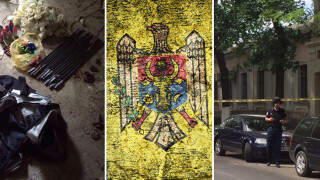 Moldova cover bombe