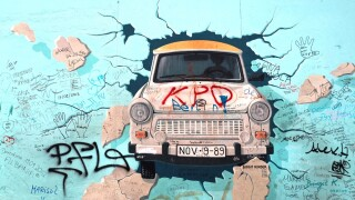 Graffiti, Berlin - Shutterstock