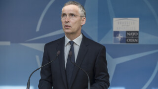 Jens Stoltenberg la summitul NATO de la Bruxelles