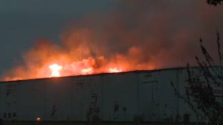 incendiu hala