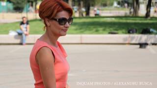 Primarul municipiului Craiova, Lia Olguta Vasilescu, s-a prezentat la Tribunalul Bucuresti