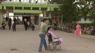 spitalul judetean din Timisoara