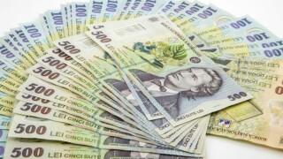 Bani, lei, RON