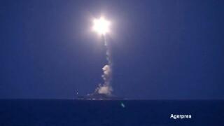 Bombardamente rusesti de pe mare