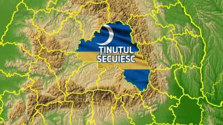 Tinutul Secuiesc, grafica