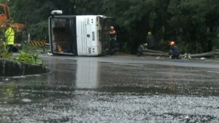 accident autocar Bulgaria