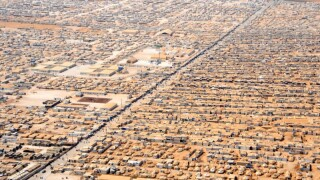 Tabara de refugiati din Zaatari