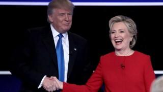 Prima dezbatere televizata intre Hillary Clinton si Donald Trump