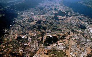 CERN - Vedere aeriana