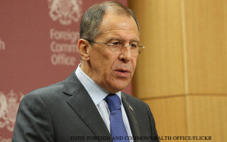 Serghei Lavrov, ministru de externe al Rusiei, FOTO FLICKR