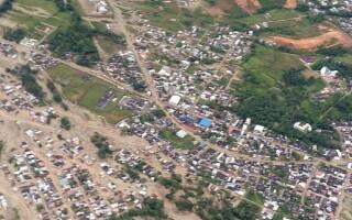 Columbia, Mocoa, alunecare de teren - 3
