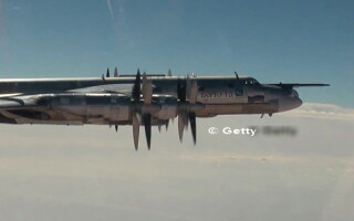 bombardiere ruse, Tu-95, Alaska F-22, interceptat,