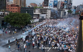 proteste venezuela - 3