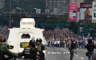 proteste venezuela - 7