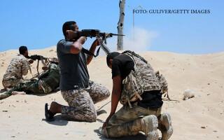 razboi civil Libia