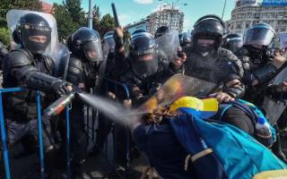 gendarmerie, romania, gas, carmen dan, military parquet bucuresti, bogdan pirlog, prosecutor