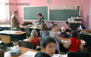 elevi de gimnaziu, scoala din Vrancea