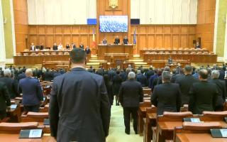 juramantul parlamentarilor