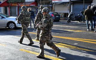 militari Franta