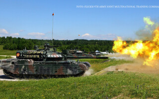 exercitiu militar Combined Resolve II 2014, militari romani in germania