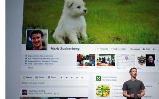 Facebook in 2011