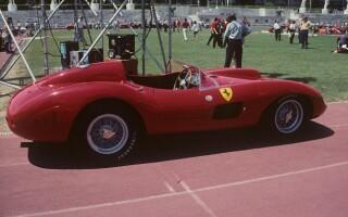 Ferrari, anii