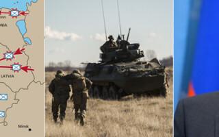cover prima simulare Rand armata NATO RUsia