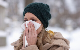 infectie respiratorie