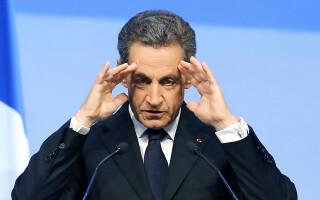 Nicolas Sarkozy- Agerpres
