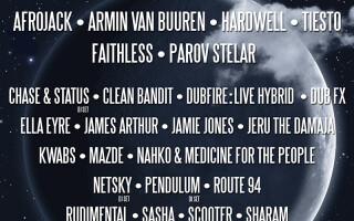 Faithless, Parov Stelar, Scooter, Clean Bandit, Dubfire si alti 20 de artisti internationali confirmati la UNTOLD!
