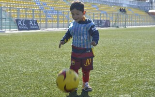 baietel fotbal