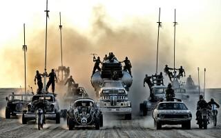Mad Max Oscar