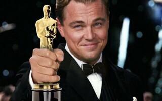 Leonardo di Caprio, Oscar