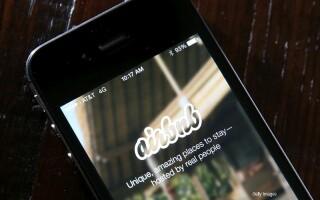 aplicatie Airbnb