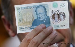 bancnota de 5 lire