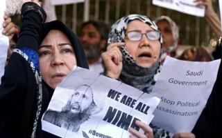 Executie Nimr Al-Nimr