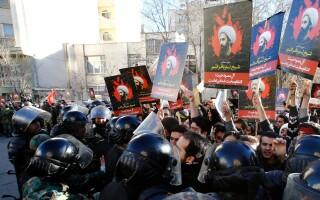 proteste, Iran, Teheran