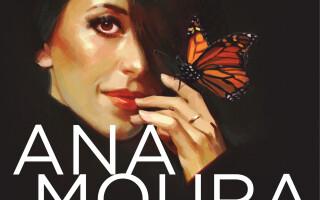 Ana Moura, cea mai iubita solista de muzica fado din lume, revine la Cluj