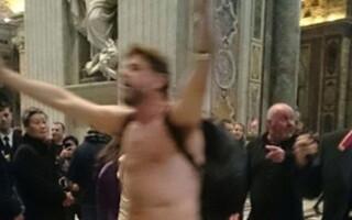 barbat gol vatican