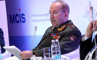 Igor Sergun, seful GRU