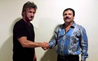 El Chapo, Sean Penn