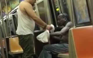 barbat metrou