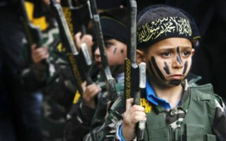 statul islamic copii