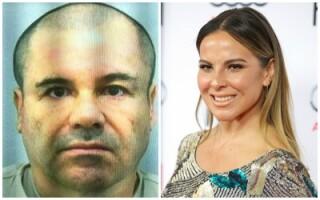 El Chapo Guzman, Kate del Castillo