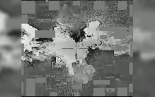 bani ai ISIS bombardati