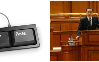 copy paste, Ponta, cover