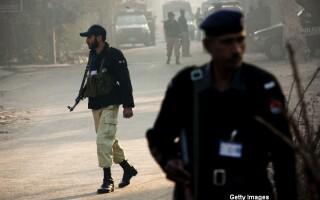 Politie, forte armate Pakistan