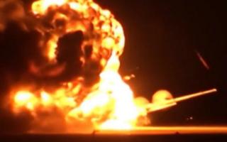 explozie avion Rusia